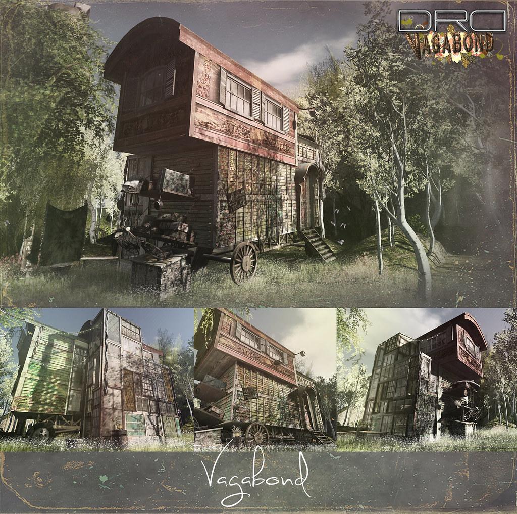Vagabond Ouside look promo - SecondLifeHub.com