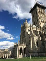 National Cathedral in DC