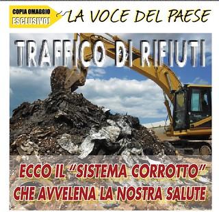 Casamassima- La copertina della nostra inchiesta del 2012