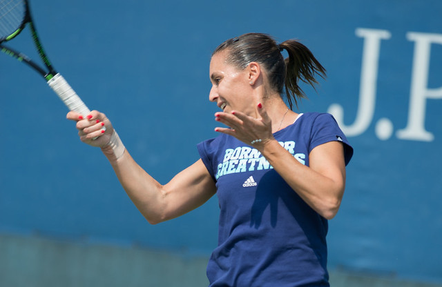 Flavia Pennetta - US Open Tennis 2015