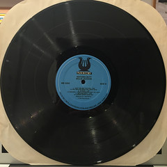 WILLIS JACKSON:NOTHING BUTT...(RECORD SIDE-A)