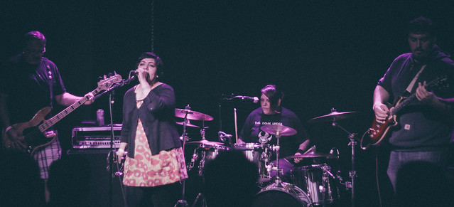 Minutes To Miles @ Reverb | 9.4.15 | Benson Femme Fest