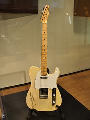 Memphis - Steve Cropper's Fender Telecaster Guitar