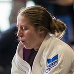 My BJJ Hairstyle in Action