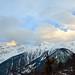 Illuminated Mt Raldang, Kinnaur himalayas. by draskd