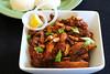 Babycorn Mushroom Ghee Roast