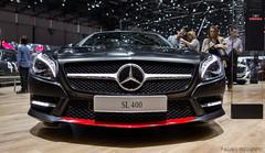 Mercedes SL Mille Miglia 2015