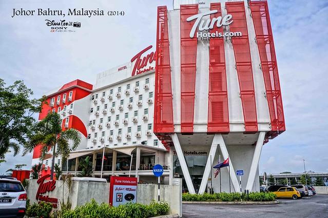Tune Hotel Danga Bay, Johor Bahru 01