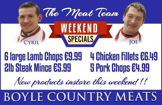 The Meat Team - Weekend Specials