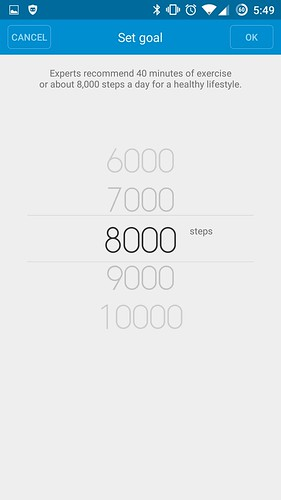 Xiaomi Mi Band teszt