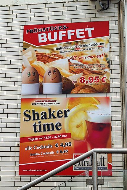 extrablatt Frühstück