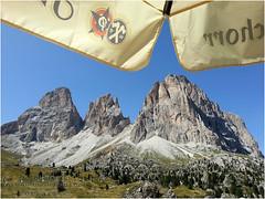 Passo Sella - Gruppo Sassolungo