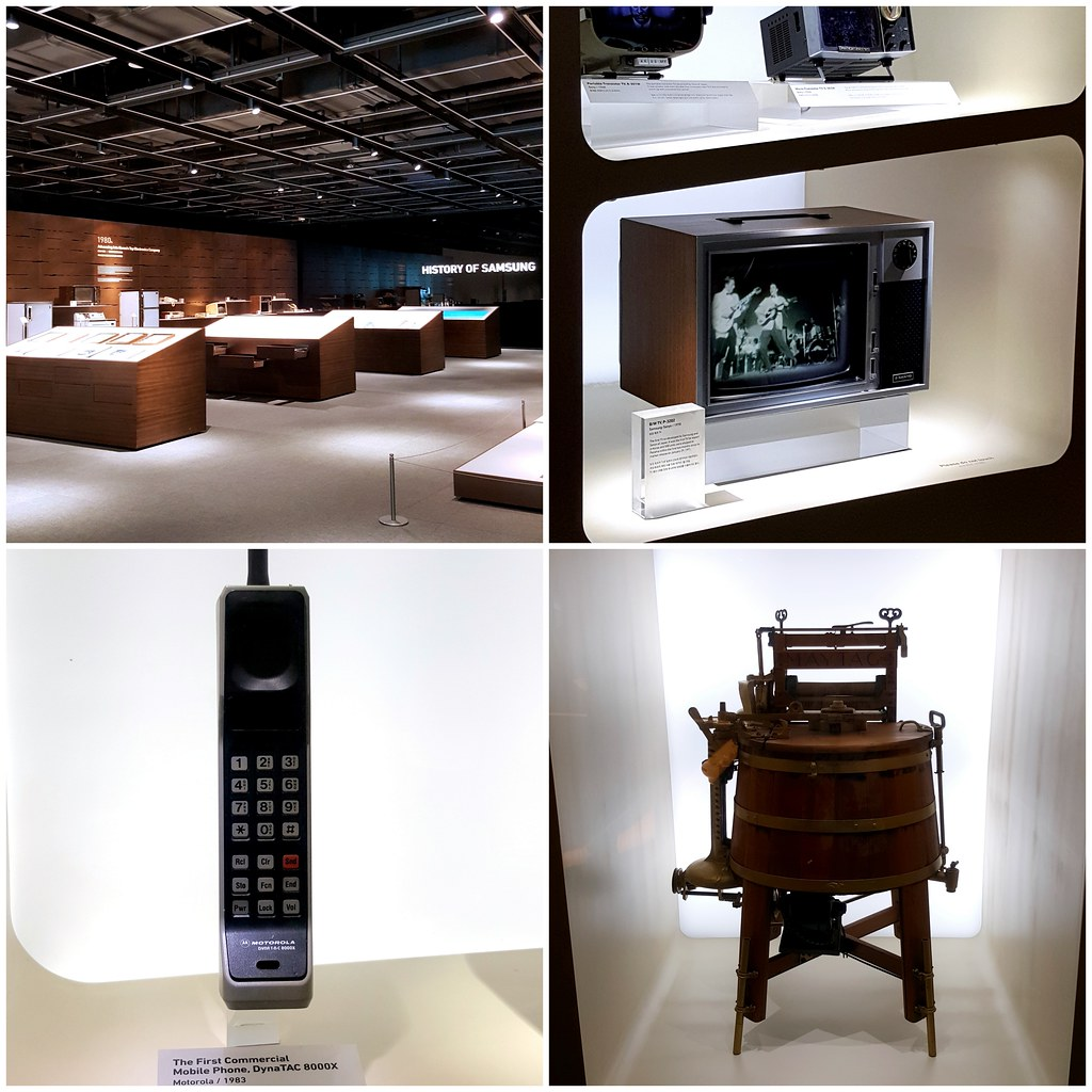Samsung SEA Korea Tour 2015: Samsung Innovation Museum