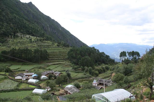 雲南波多羅村。攝影:詹嘉紋。