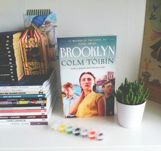 brooklyn colm toibin book review book haul uk vivatramp
