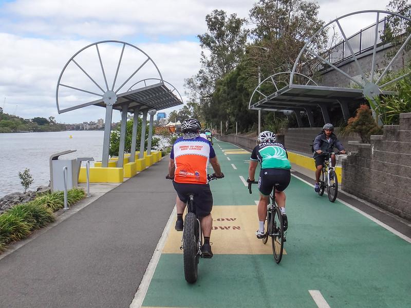 Bikeway - Coronation Drive
