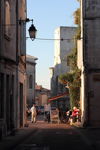 Rue Porte de Laure