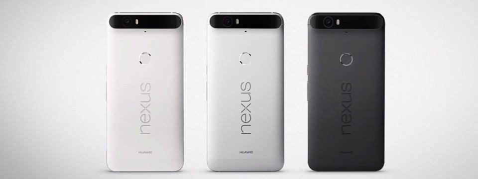 """Google Nexus 6P: 5.7"""" Quad HD, camera 12.3MP, USB-C, cảm biến vân tay, pin 3.450 mAh, giá từ 499 USD"""