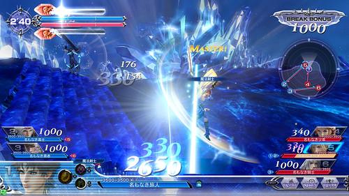 20151026 Dissidia Final Fantasy Screens