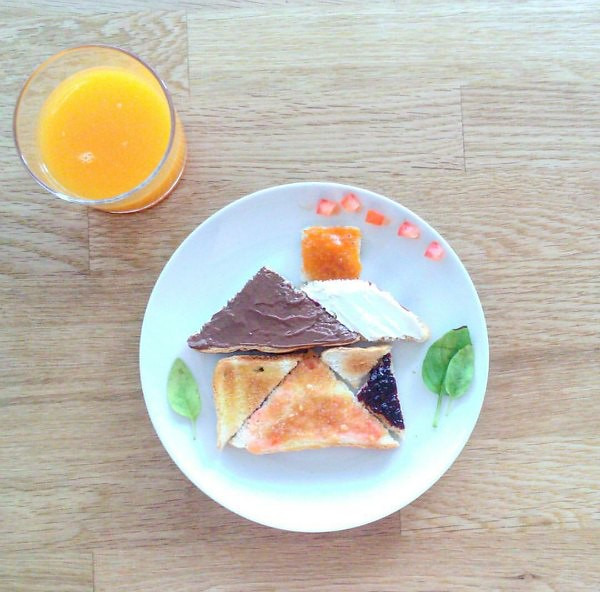 Desayunos geométricos 9