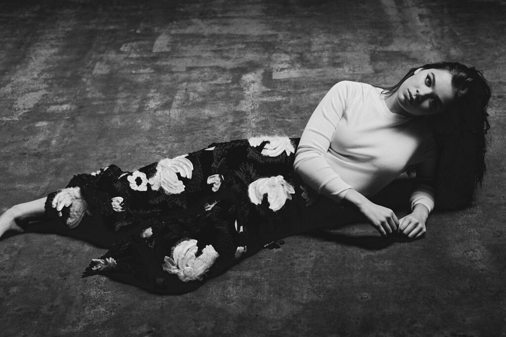 Хейли Стейнфилд — Фотосессия для «Wonderland» 2015 – 7