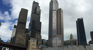 Chicago - Architecture tour view 3