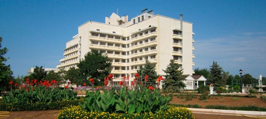 На базе санатория «Сакрополь» открылся новый Центр