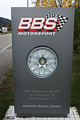 BBS Motorsport office in Haslach Germany