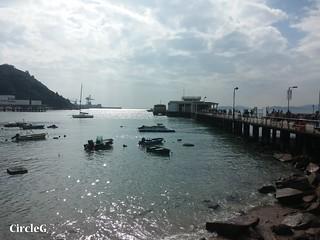 CIRCLEG 遊記 閒遊散步 南丫島 (2)