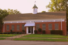 Somerville, TN Post Office 38086