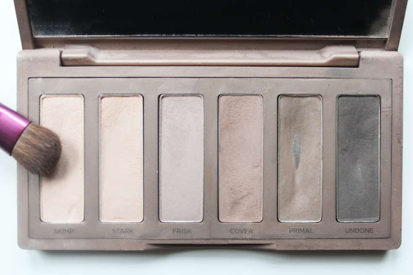 naked 2 basics urban decay