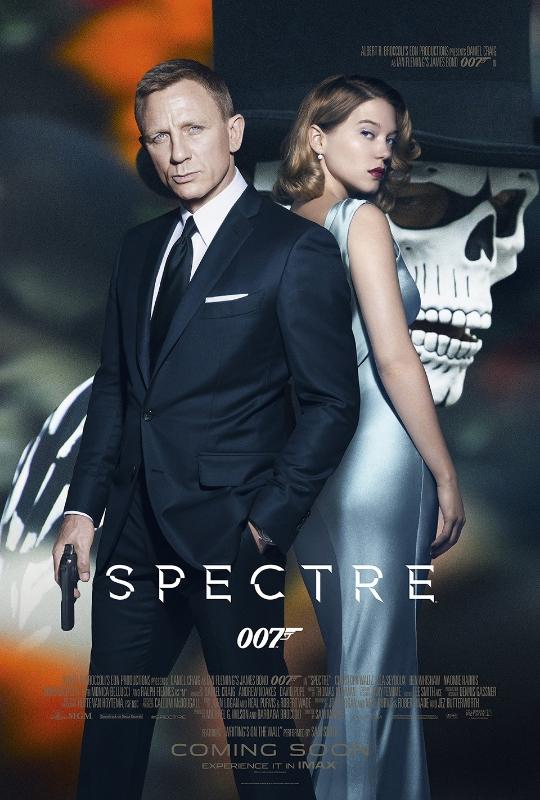 SPECTRE - Poster 5