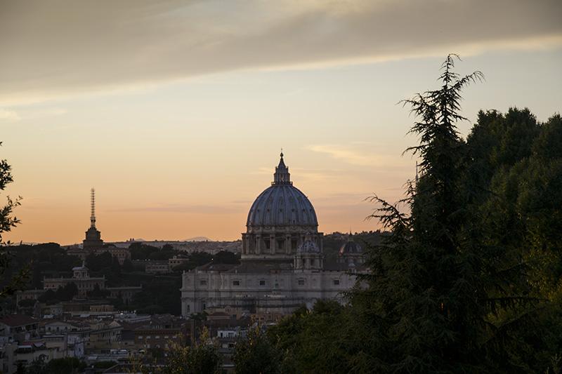 Rome Gianicolo