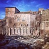 Ancient ruins, Foro di Augusto (2 B.C.) #forumromano #italy #discoverrome #instaroma #igersitalia #travelrome #igersitaly