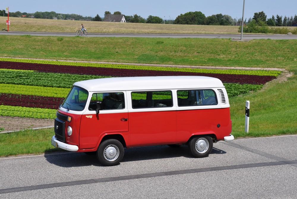 Тест-драйв Volkswagen T2