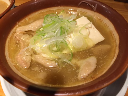 もつ煮豆腐 テング酒場
