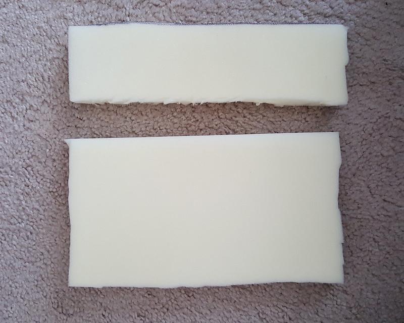 Two Foam Pads