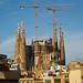 """Sagrada Familia """"under construction"""" by Aitor Montaña"""