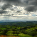 View from Monte Verde towards Nicoya Gulf by zimbart