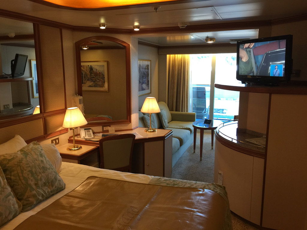 Ruby Princess Cabin Review Mini Suite And Accessible