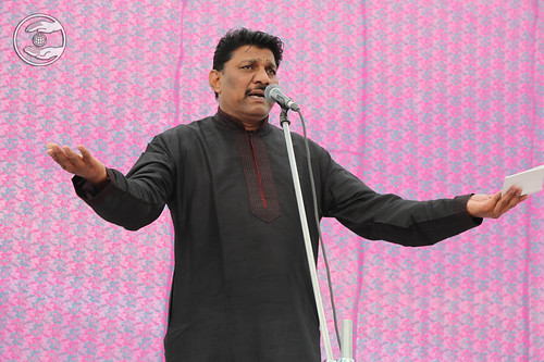 Devotional song by Gurmeet from Palam, Delhi