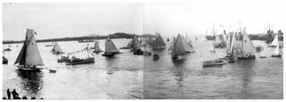 Queens Wharf, Auckland, Royal Tour 1920