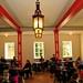 Interiér kombinuje prvky původní a moderní, za naší návštěvy bylo vše ještě syrové, ale skoro jisté je, že v Krkonoších přibyla další poctivá hospoda, kam se budou hosté rádi vracet, foto: Petr Socha - SNOW