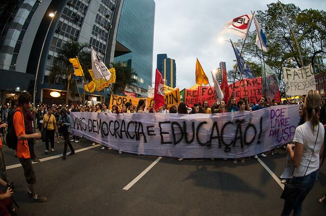 Organizações têm grandes expectativas para greve dos professores neste 15 de março