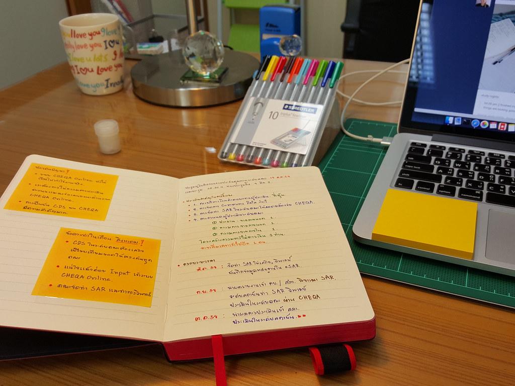 ขีดๆ เขียนๆ ชลอความเร็วของชีวิต