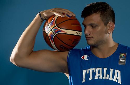 Gentile e Cinciarini guidano l'Italia agli Europei | Olimpia