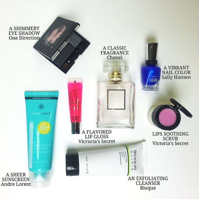 Back to School Beauty Products