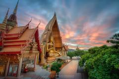 Wat Tham Sua in Kanchanaburi Province (HDR)