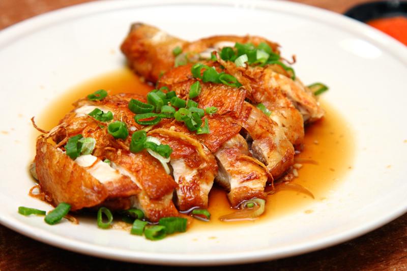 Crispy Fried-Chicken-Thigh