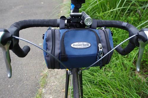 サイクルフロントバッグ